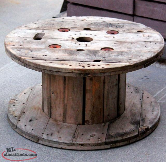 Looking For Wooden Wire Spools