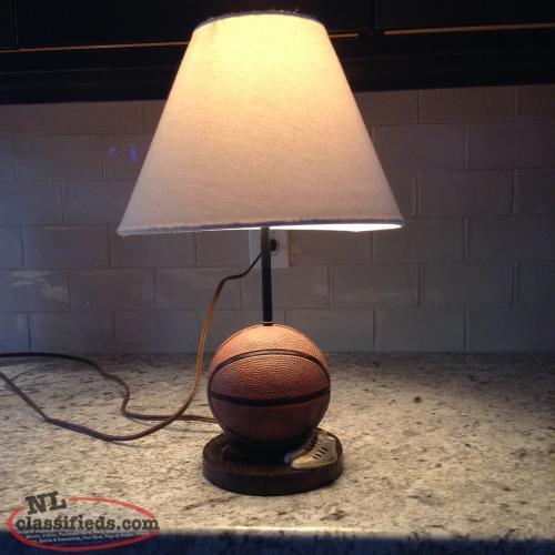 Basketball lamp for sale