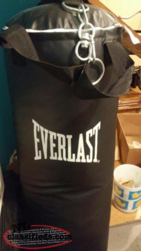 Everlast Boxing heavy bag