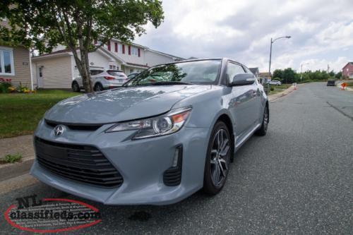 2015 Scion tC Coup