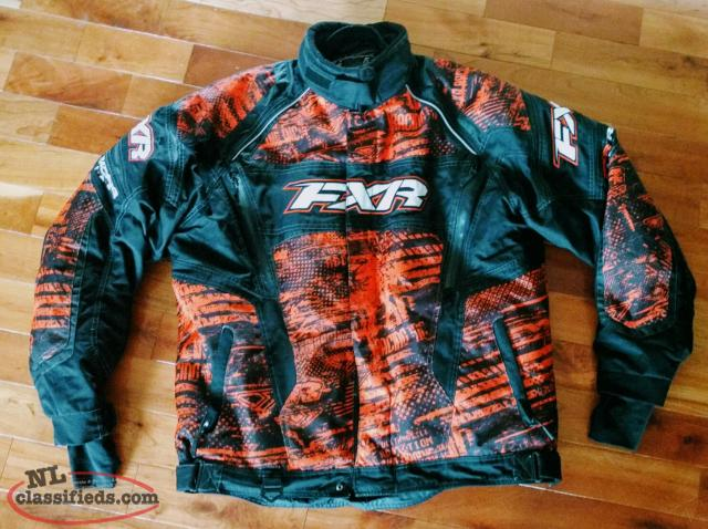 xl fxr 3 in one floater jacket.