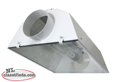"6"" Air cooled Grow Light Hood"