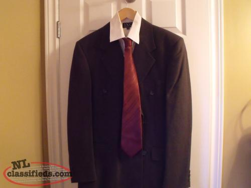 DARK GREY SUIT FOR SALE.