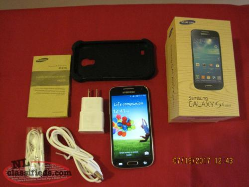 SAMSUNG GALAXY S4 MINI (UNLOCKED)