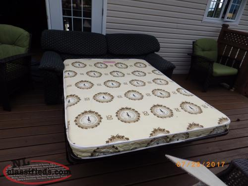 For Sale Sofa Bed Good Condition - $100
