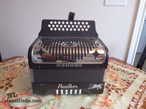 HOHNOR PANTHER Accordion GCF