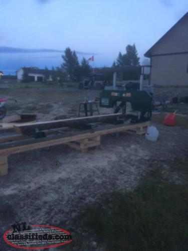 Looking to buy saw logs for a sawmill