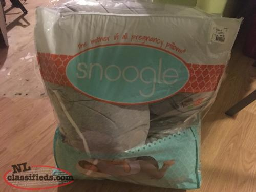 Snoggle Pilllow and Pillowcase