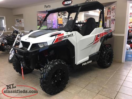 2017 POLARIS GENERAL 1000 360 k AS NEW SEE PICS SAVE THOUSANDS