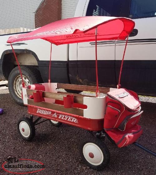 Radio Flyer Ultimate Red Wagon