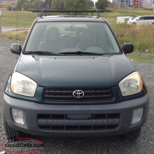 Toyota Suv Crossover: St.John's, Newfoundland Labrador