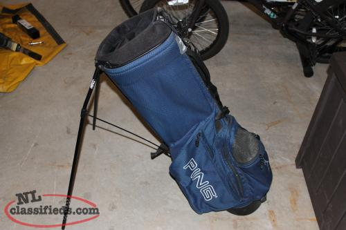 Ping Hoofer 2 carry bag