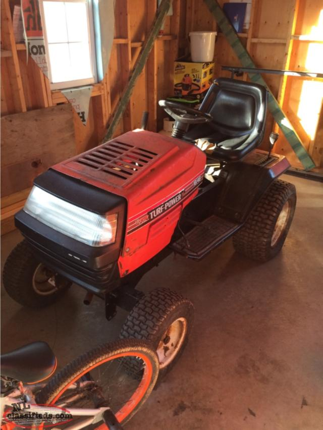 1995 18HP Lawn Tractor