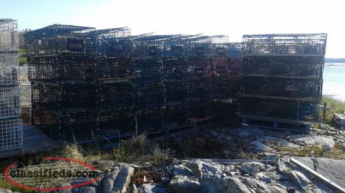 65 4ft. Wire Lobster Traps