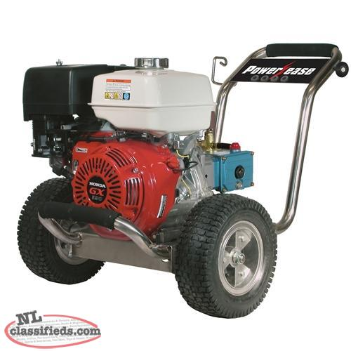 Wanted Gas Pressure Washer
