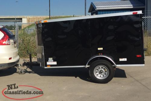 """NEW"" Enclosed Trailer REDUCED"