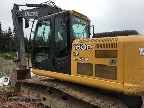 Turn key Heavy equipment package