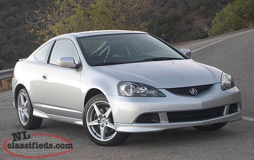 Wanted 05/06 Rsx Or Older Integra!