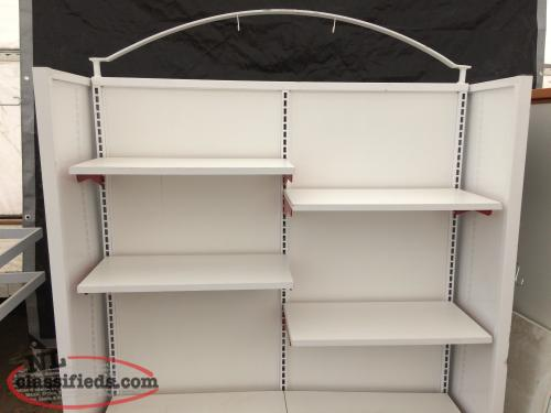 Retail Shelving/Fixtures and Miscellenous Commercial Items