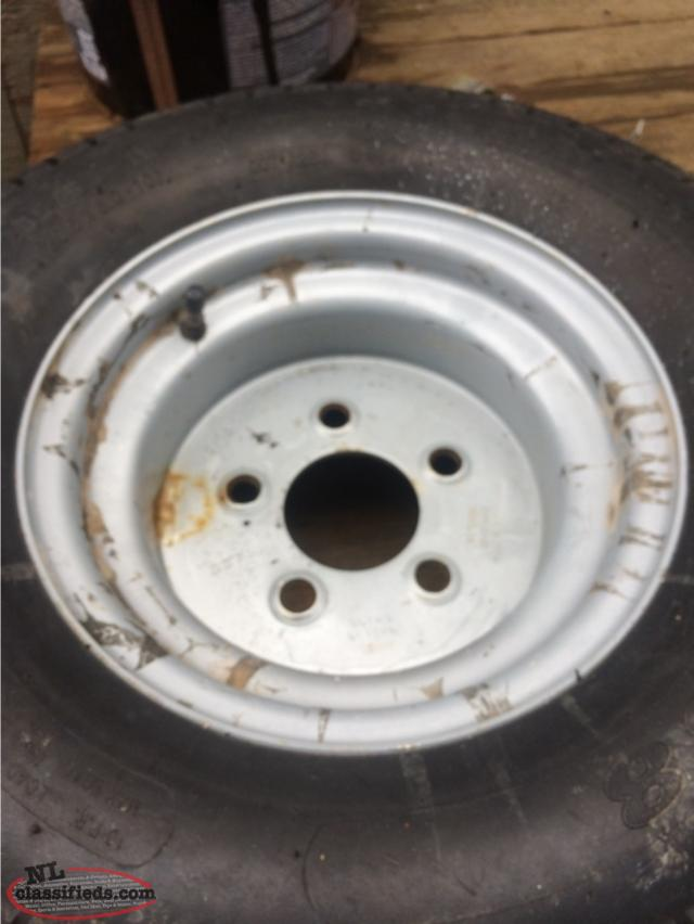 Lawn Mower Tires And Rims Goulds Newfoundland Labrador