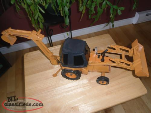 Case Loader/ Backhoe