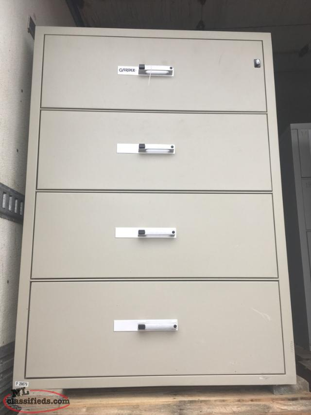 Gardex Filing Cabinets
