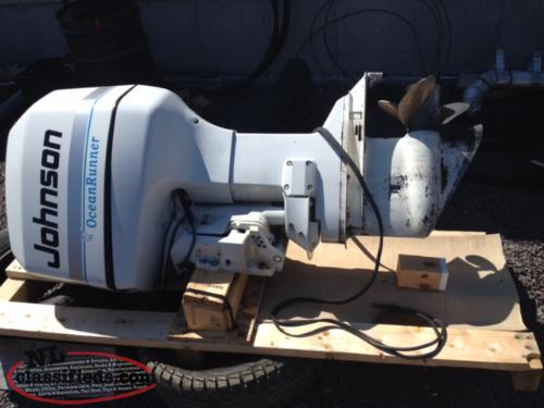 Johnson outboard 200HP 2 stroke
