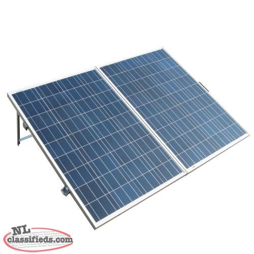 ECO-WORTHY 200 Watt Portable Folding Solar Panel