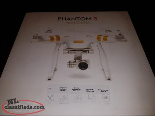 Drone - PHANTOM 3 Professional - For Sale