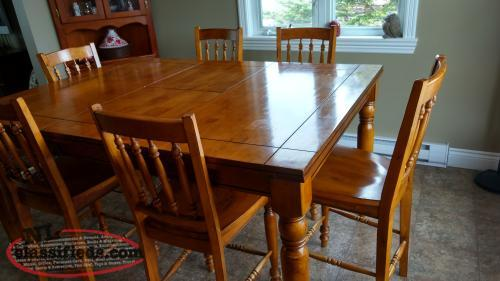 Dining Room Table And Chairs Pub Style