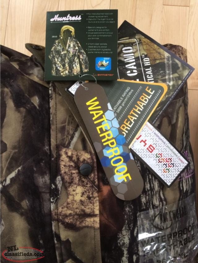 Women's Camo Hunting Suit