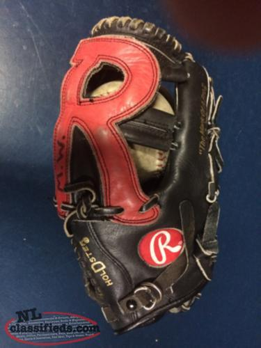 Looking For A SG33 12.5 Inch Rawlings Softball Glove With Big Red R On Pocket