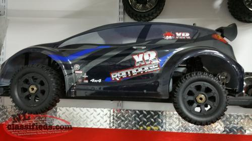 1/5 SCALE GAS RALLY CAR (NEW)