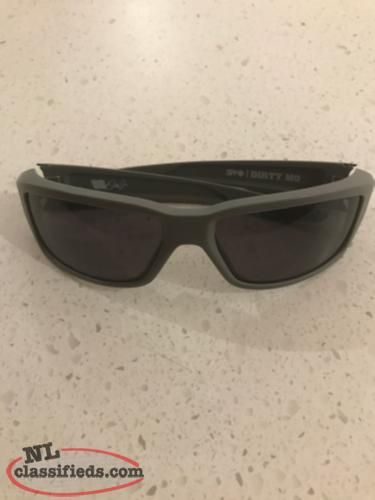 SPY/Oakley sunglasses