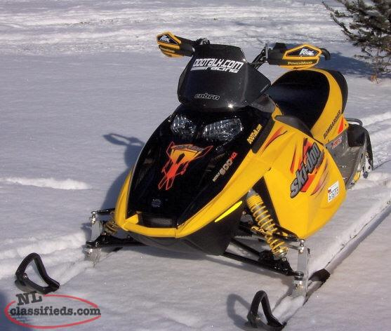 Looking For A 800 Ski Doo