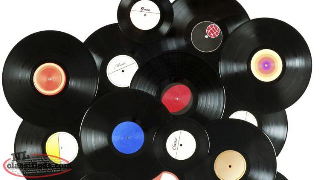 *WANTED* Vinyl Records