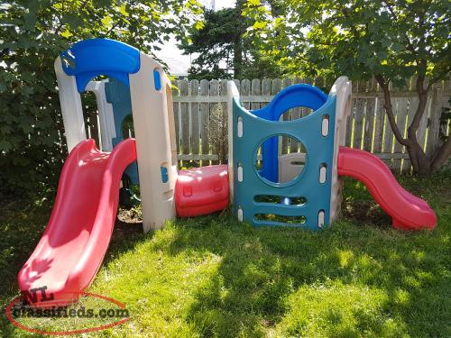 Little Tykes 8n1 playground climber