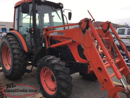 Used Kioti DK90 With Loader