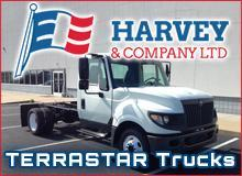 TerraStar Trucks on SALE! The best sale EVER in North America!