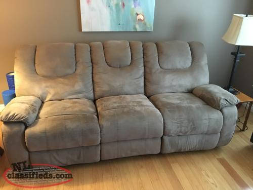 Reclining Couch $100