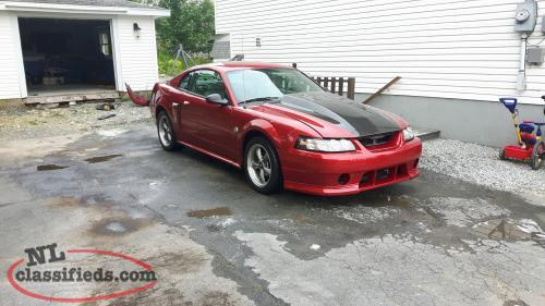 2004 ford Mustang gt with 120k