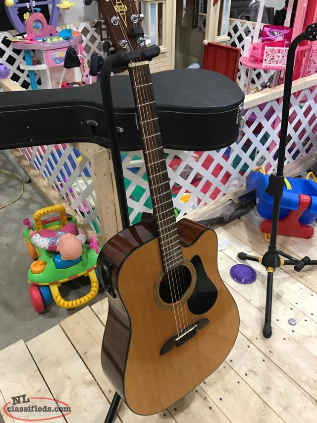 Selling A Acoustic Electric Guitar