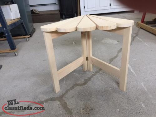 Hand Made Accent tables for sale