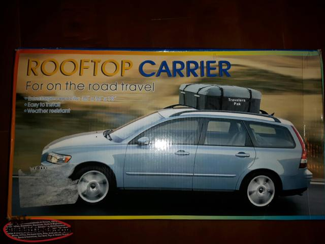 Rooftop Carrier