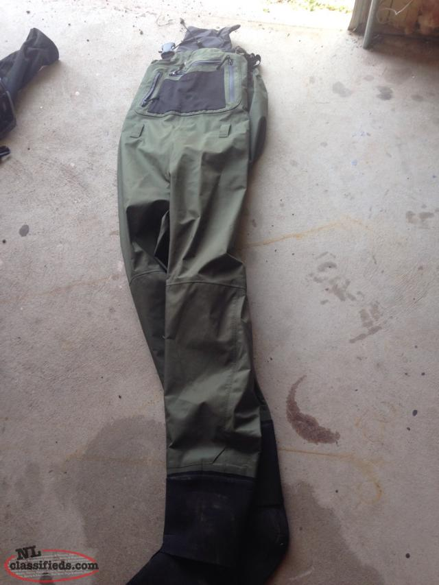 BRAND NEW CHEST WADDERS