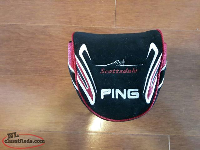 ping putter cover