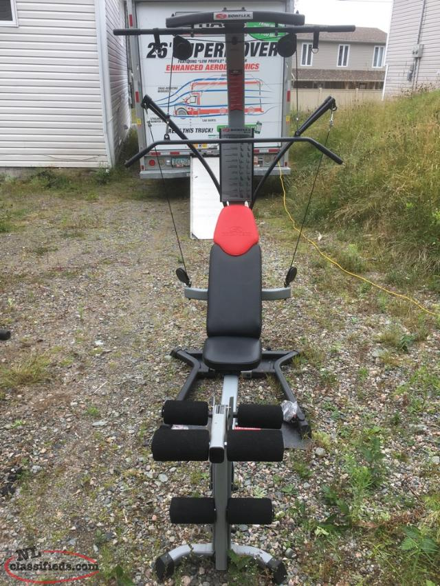 Never used Bowflex Blaze & Power Ryder
