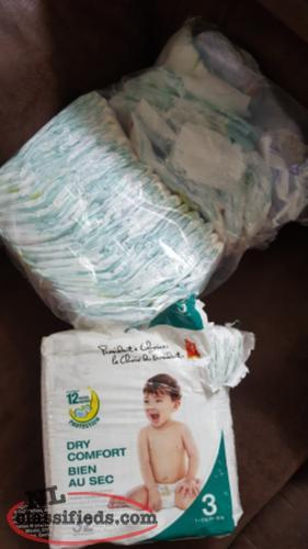 59 size 3 pampers