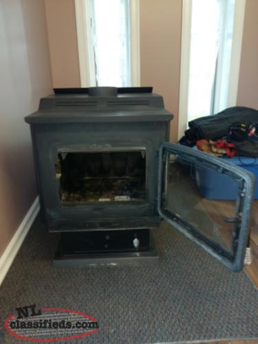 Century Heating Wood Stove For Sale.