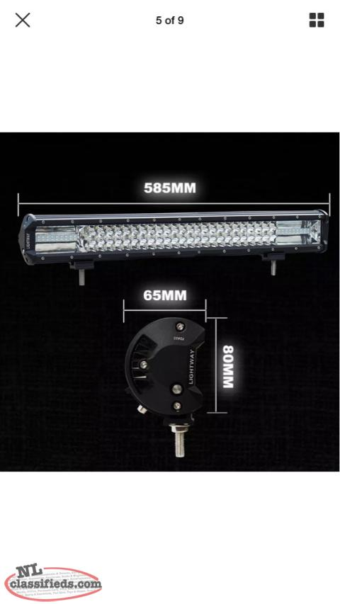 "23"" LED Light Bar"
